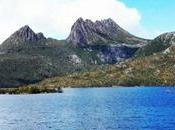 petite ascension sportive sommet cradle mountain