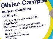 Atelier d'écriture d'Olivier Campos d'Oise (95)