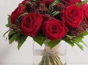 Saint valentin jours, voici quelques bouquets proposés Interflora