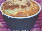 Soufflés concombre