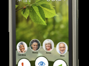 Smartphone adapté seniors