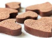 Caramels chocolat