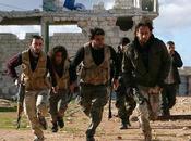 FRAPPES RUSSES. Syrie (Raqqa): fuite défection nombreux terroristes Daesh