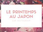 Favoris mois mars printemps Japon Instagram