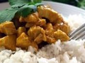 Recette Cari poulet Cookeo