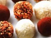 Recette Truffes Chocolat avec thermomix