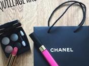 collection maquillage Chanel sautoirs Coco