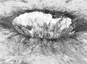 Chappy gros plan cratère récent surface Lune
