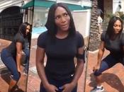 Serena Williams nous apprend twerker