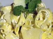 Pâtes fraiches crème cèpes Davoli truffe