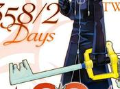 Kingdom Hearts 358/2 Days Tomes