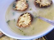 Soupe l'Oignon Recette Thermomix