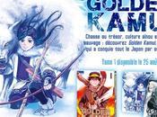 manga Golden Kamui annoncé chez Ki-oon