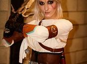 Cosplay Witcher Ciri #118