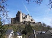 journée printanière château Vianden (Luxembourg)