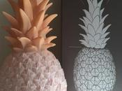 lampe ananas rose Goodnight Light