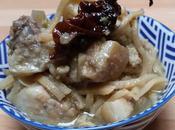 Naga pork curry porc