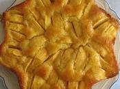 Gâteau pommes-citron