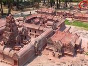Temple Preah Vihear Thaïlande, veux