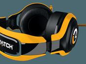 Overwatch Razer Casque, souris, clavier tapis souris disponibles