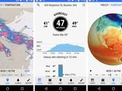 L'app météo Dark arrive Android