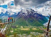 Paysage norvégien