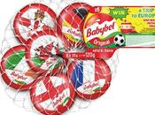 Euro 2016 Babybel mise marketing