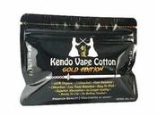 Kendo Vape Cotton Edition Gold