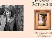 L'improbabilité l'amour Hannah Rothschild