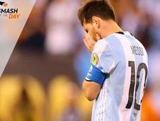 Messi l'Argentine: Point final!