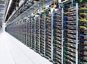 Google utilise 0,01% l'électricité mondiale