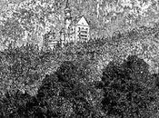 dessins Neuschwanstein dans Voyage Châteaux Louis Bavière d´Hugues Kraft