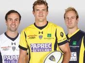Paprec Recyclage nouveau sponsor maillot l'ASM Clermont Auvergne