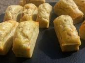 Minis cakes salés petits suisses (bacon, fromage)