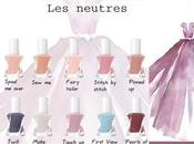 ESSIE Nouveaux Gels Coutures Collection Atelier