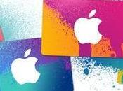 Gagner carte-cadeau iTunes