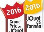 Grand Prix jouet 2016 sont heureux gagnants