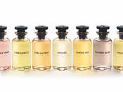 Après d'attente, parfums Louis Vuitton sont retour