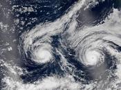 vidéo trois ouragans Station spatiale