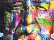 Talent suivre street artiste Eduardo Kobra hommage l'Histoire
