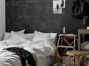 Black, white velvet
