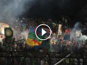 VIDÉO. Ambiance tifo extraordinaires supporters MOBejaia contre FUSRabat