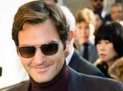 Roger Federer défilé Chanel