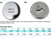 MAISON DECAPSULEURS MAGNETIQUES RONDS 56mm