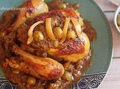 cuisine marocaine poulet