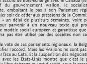CETA, TAFTA… murs voient d'autres s'écrivent… sont plus discrets, mais restent murs.