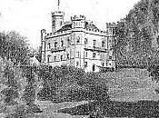 mort Louis illustration château Berg dans Morgen Post juin 1886