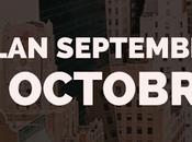 BILAN SEPTEMBRE OCTOBRE 2016 Livres, séries, musiques