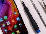 Changer l'écran d'un Xiaomi sera presque impossible
