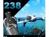 L'apéro Captain #238 piqure d'araignée drone survivaliste